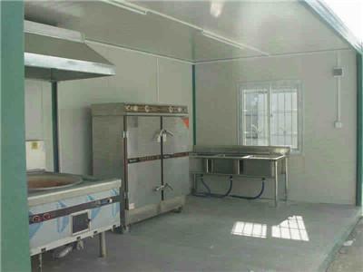 贵阳集装箱厨房价格