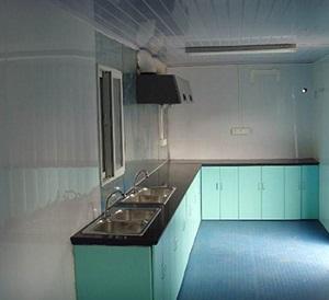集装箱移动厨房价格